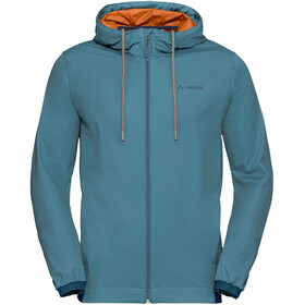 VAUDE Cyclist Softshell Jacket Men blue gray